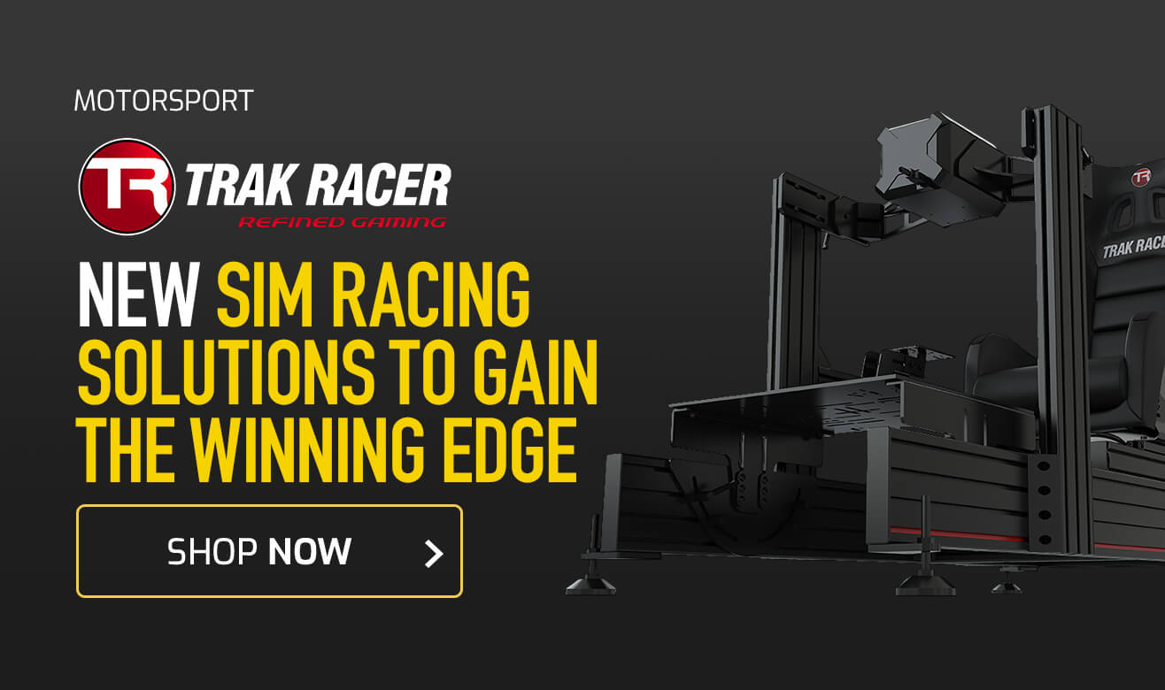 Trak Racer New Sim Racing Solutions