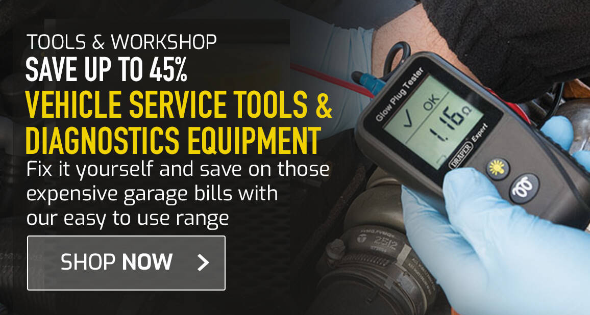 Save up to 45% on expensive garage bills