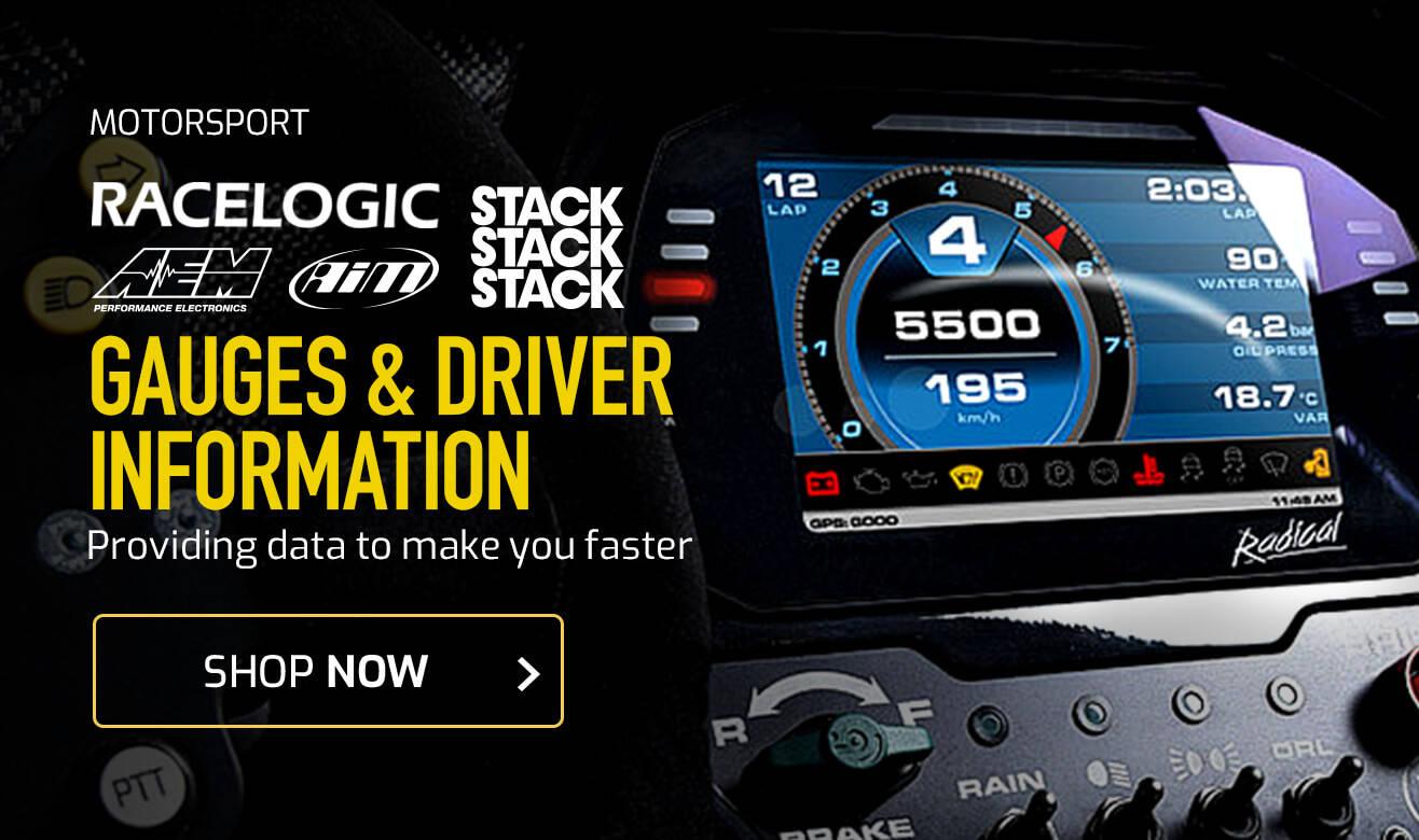 Gauges & Driver Information