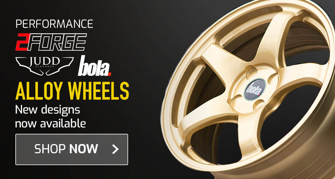 Bola 2Forge and Judd Wheels - New designs now available online