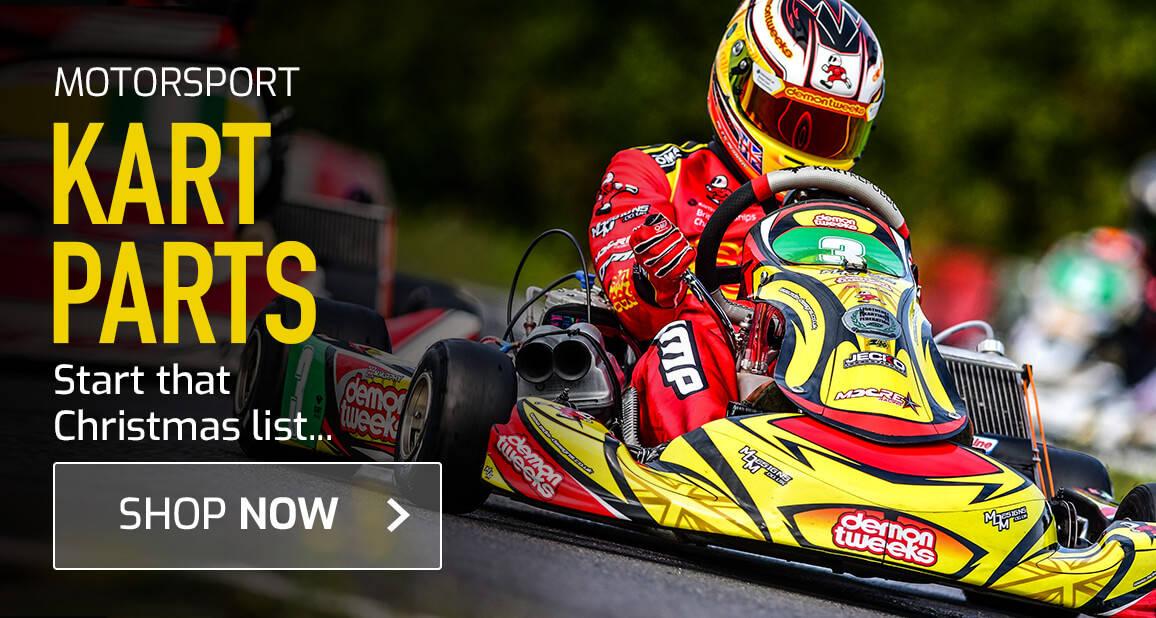 Kart Parts - Start that Christmas list ...