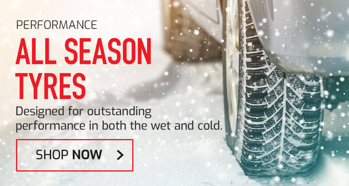 All Season Tyres - The best choice for wet and icy conditions