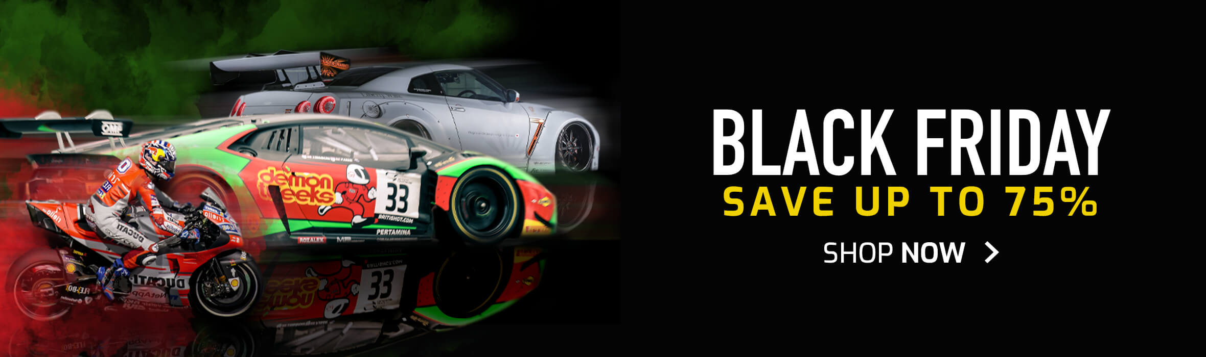 Save up to 75 with Black Friday