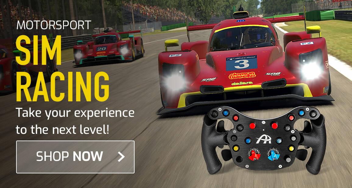 Sim Racing - Race from Home