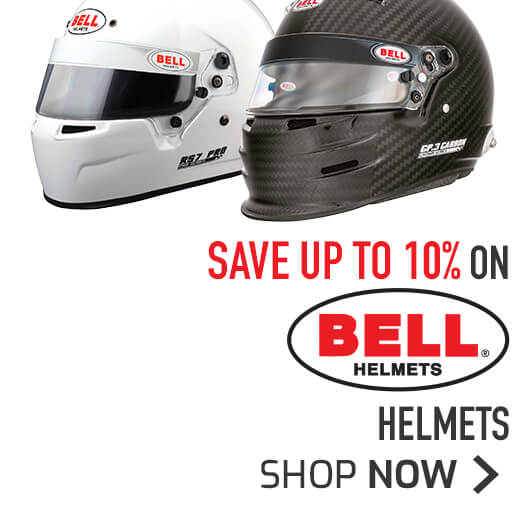 Save up to 10% on Bell Helmets