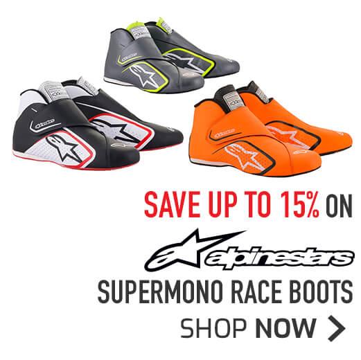 Save up to 15% on Alpinestars Supermono Race Boots