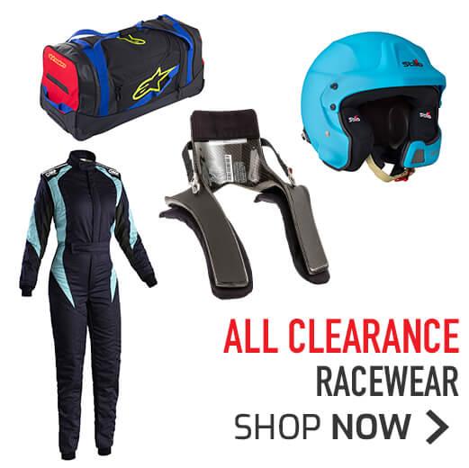 Shop all Clearance Racewear