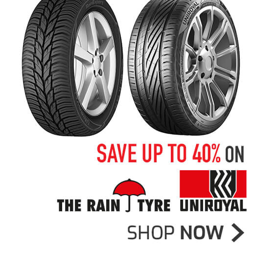 Uniroyal Tyres - Save up to 40%