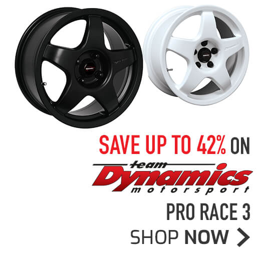 Pro Race 3 Alloy Wheels - Save up to 42%