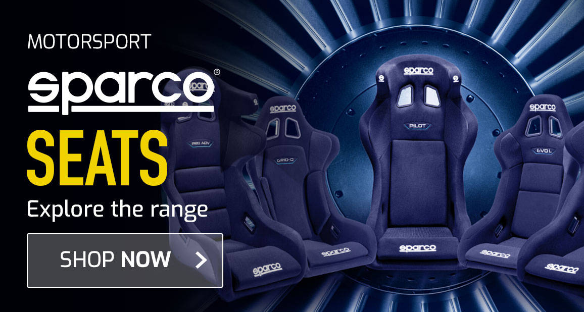 Sparco Seats - Explore the range