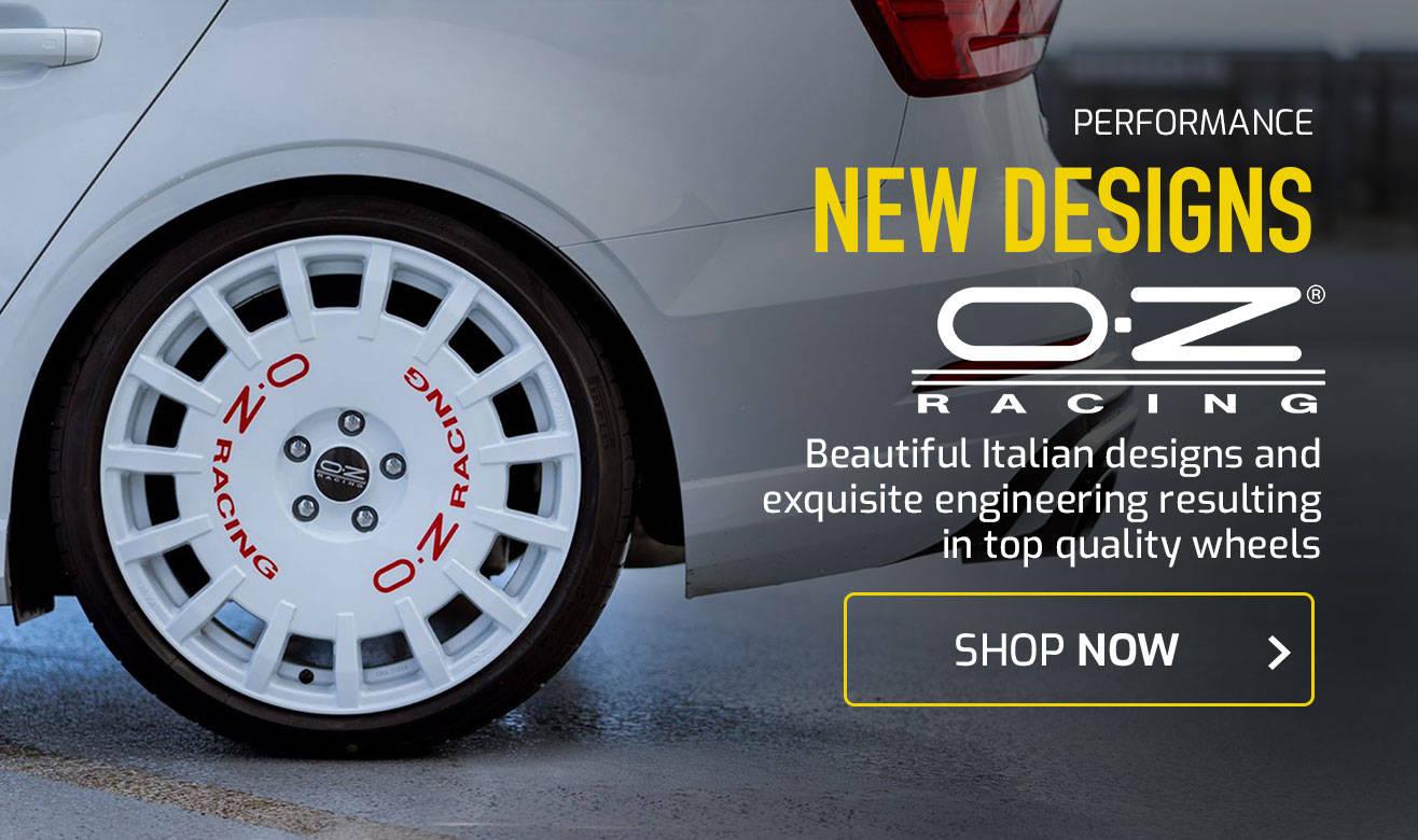 Shop OZ Racing Alloy Wheels