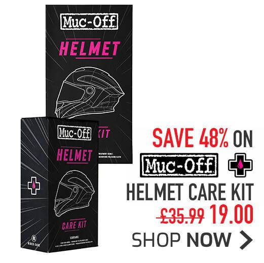 Muc-Off Helmet Care Kit - Save 48%