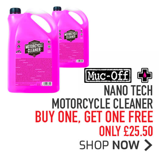 Muc-Off Nano Tech Motorcycle Cleaner - Buy One, Get One Free