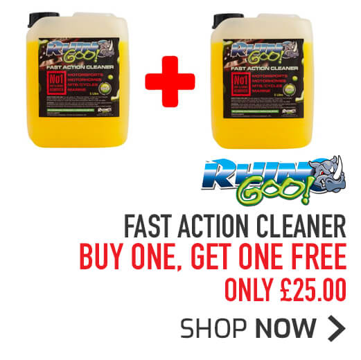 Rhino Goo Fast Action Cleaner - Buy One, Get One Free