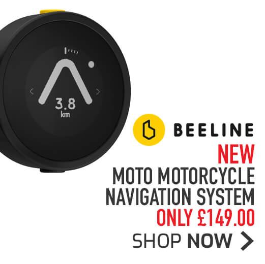 NEW BeeLine Moto Motorcycle Navigation System