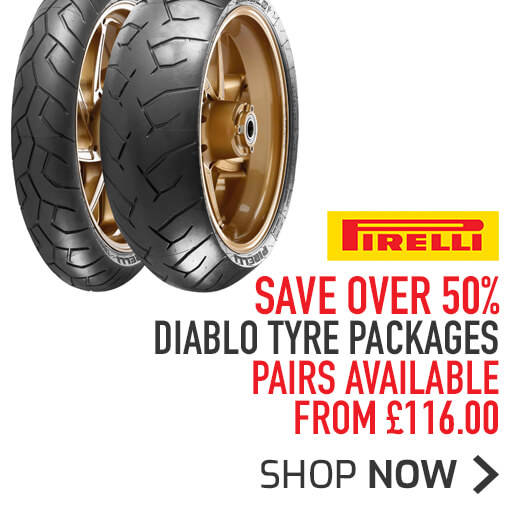 Pirelli Diablo Tyre Packages - Save Over 50%