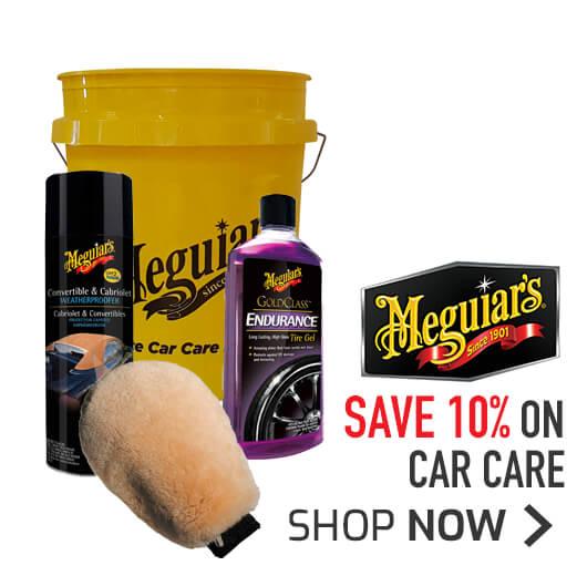 Meguiar's Car Care - Save 10%