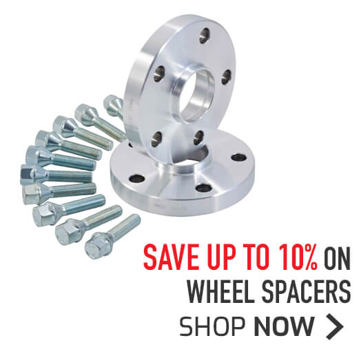 Wheel Spacers - Save up to 10%