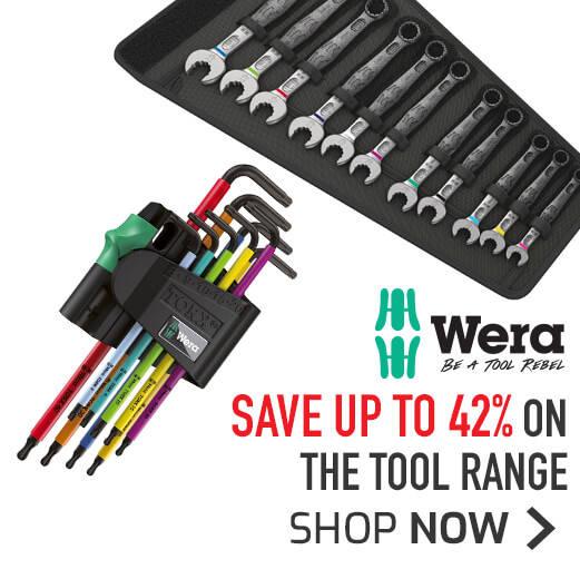 Wera Tool Range - Save up to 42%