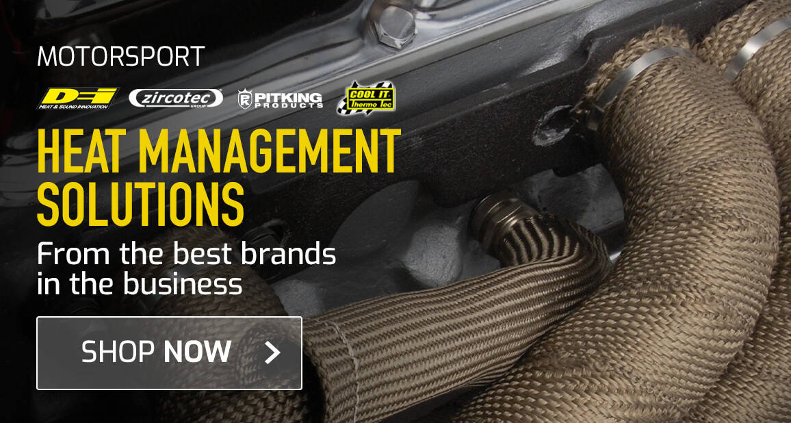 Heat Management Solutions from the best brands in the business
