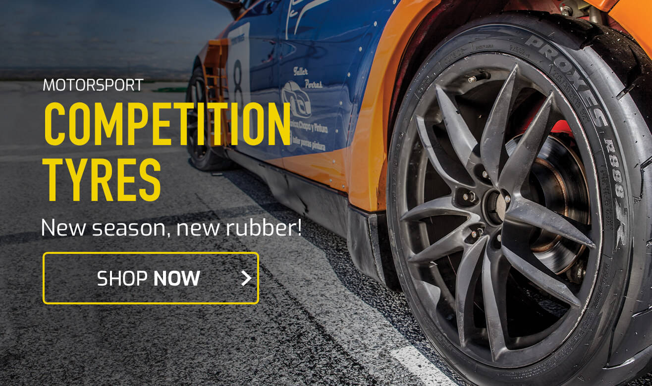 Shop Motorsport Competition Tyres