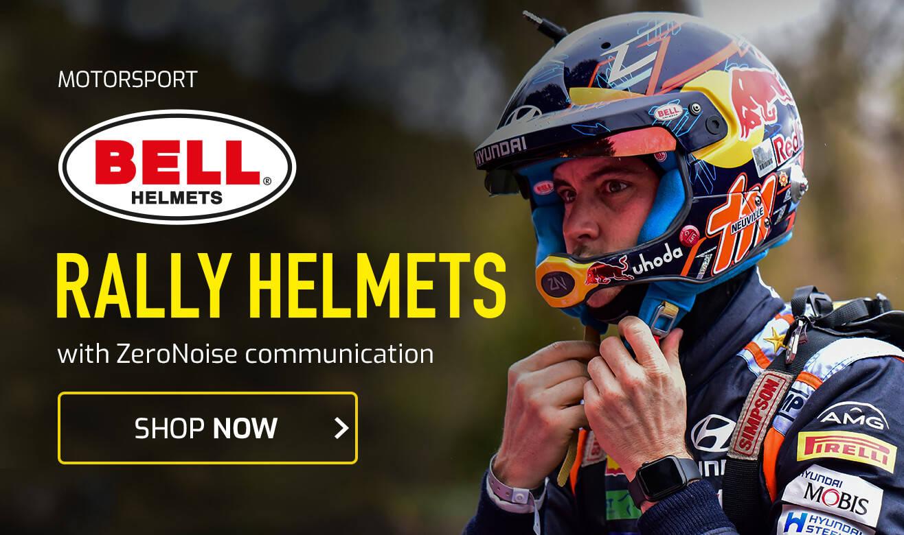 Shop Bell Rally Helmets
