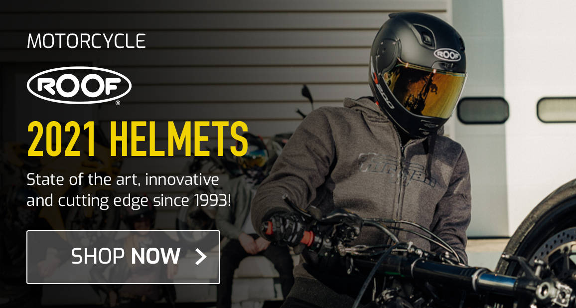 2021 Roof Helmets - State of the art, innovative and cutting edge since 1993!