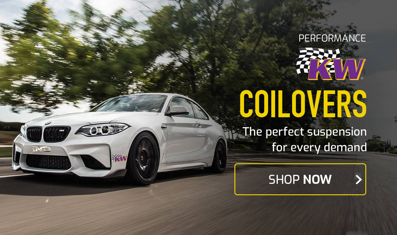 KW Coilovers