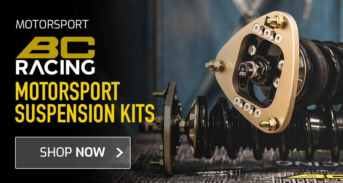 BC Racing - Motorsport suspension kits