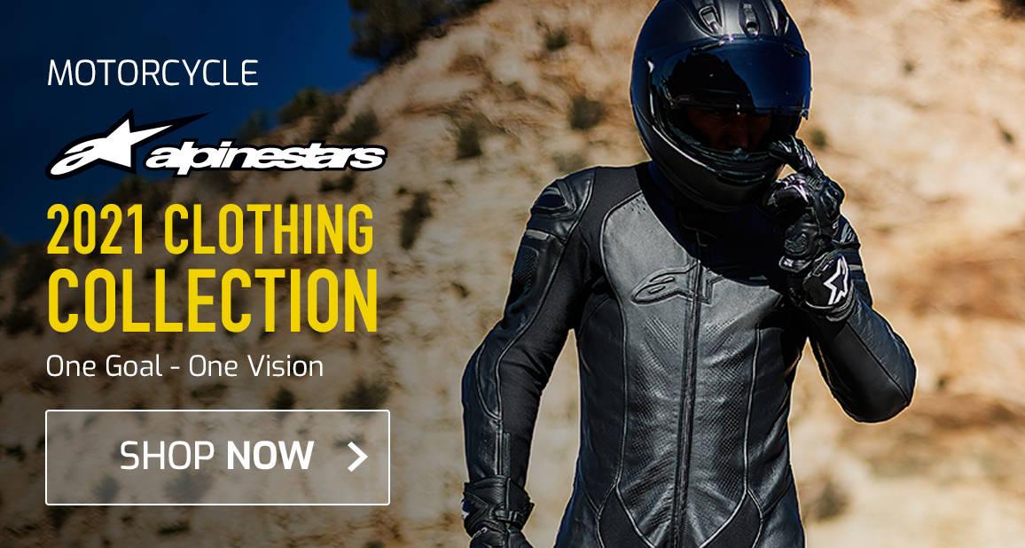 Alpinestars 2021 Clothing Collection