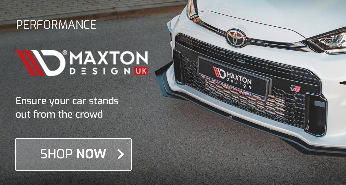 Maxton Design - Ensure your car stands out from the crowd