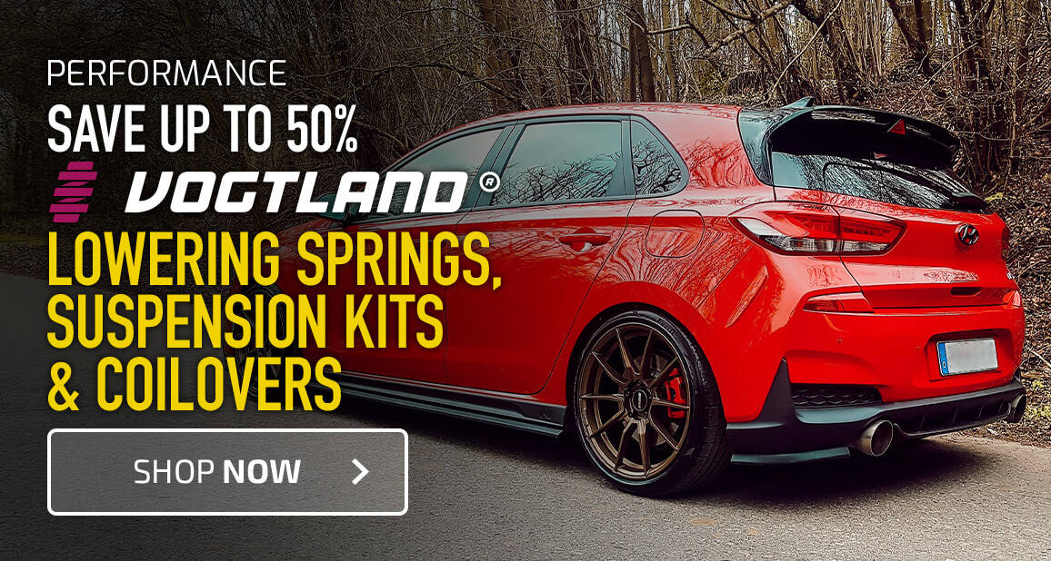 Vogtland Lowering Springs, Suspension kits and Coilovers