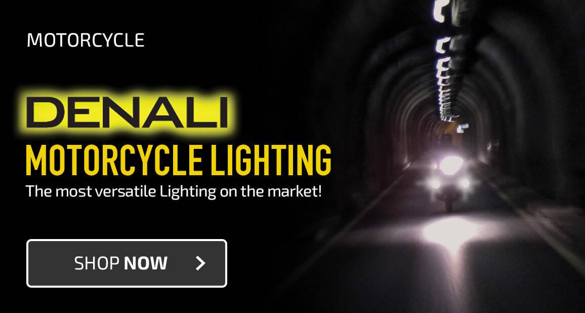 Denali Motorcycle Lighting