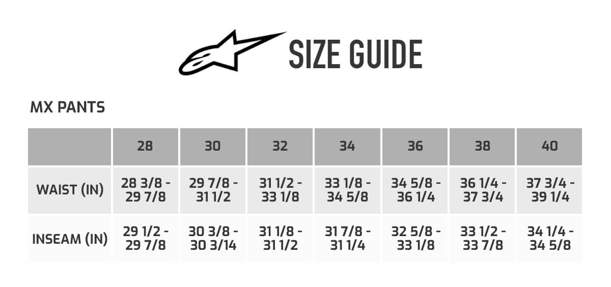 Buy Alpinestars Techstar Factory Motocross Pants Demon Tweeks