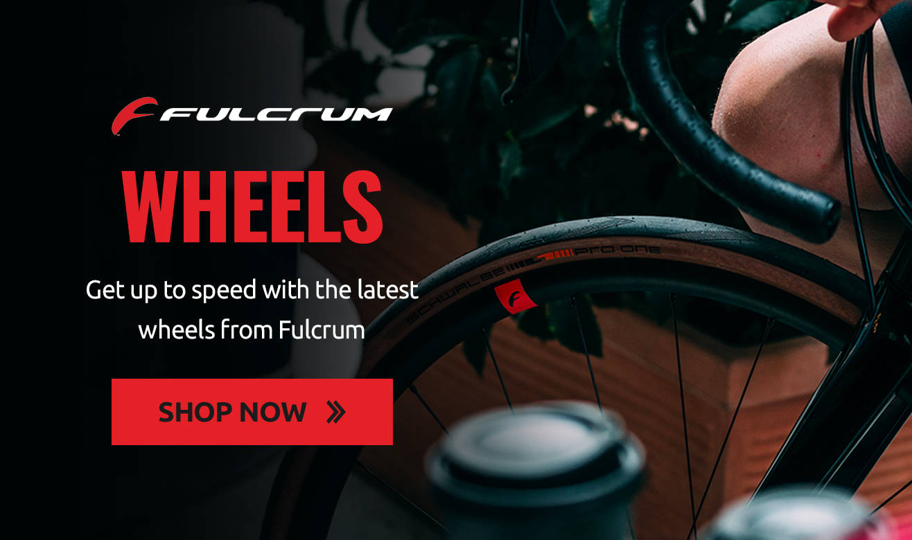 Get up to speed with the latest wheels from Fulcrum