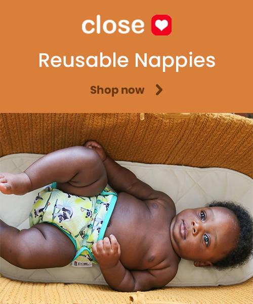 Close - Reusable Nappies