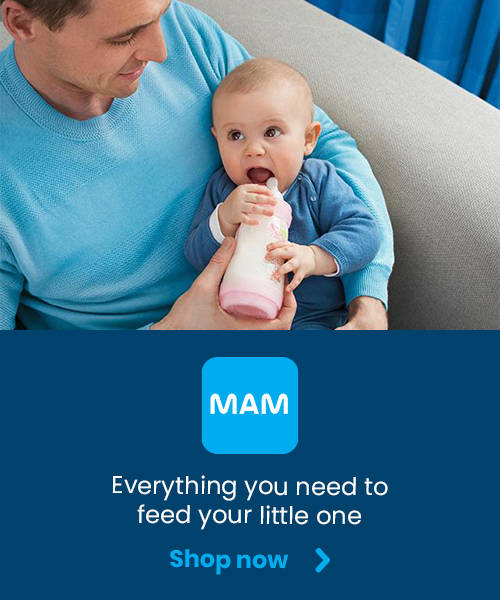 MAM - Everything you need to feed your little one