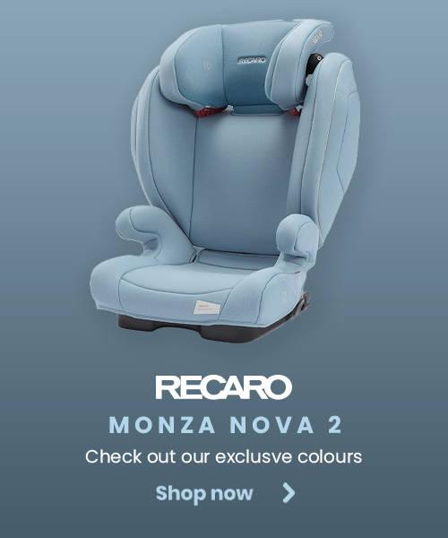 Recaro Monza Nova 2 - Check out our exclusve colours