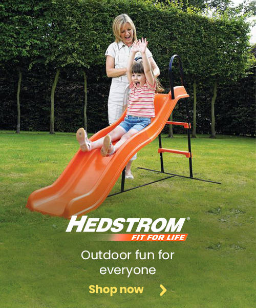 Hedstrom - Outdoor fun for everyone